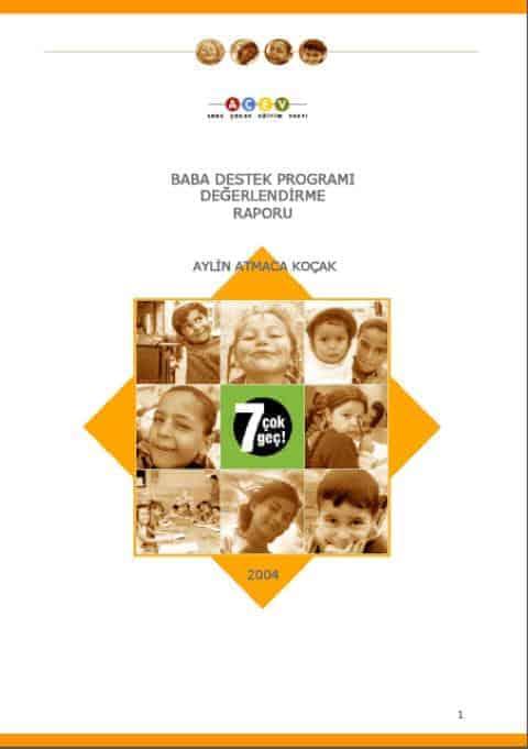 Baba Destek Programı Değerlendirme Raporu