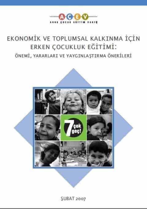 Ekonomik ve Toplumsal Kalkınma İçin EÇE Öneriler Raporu