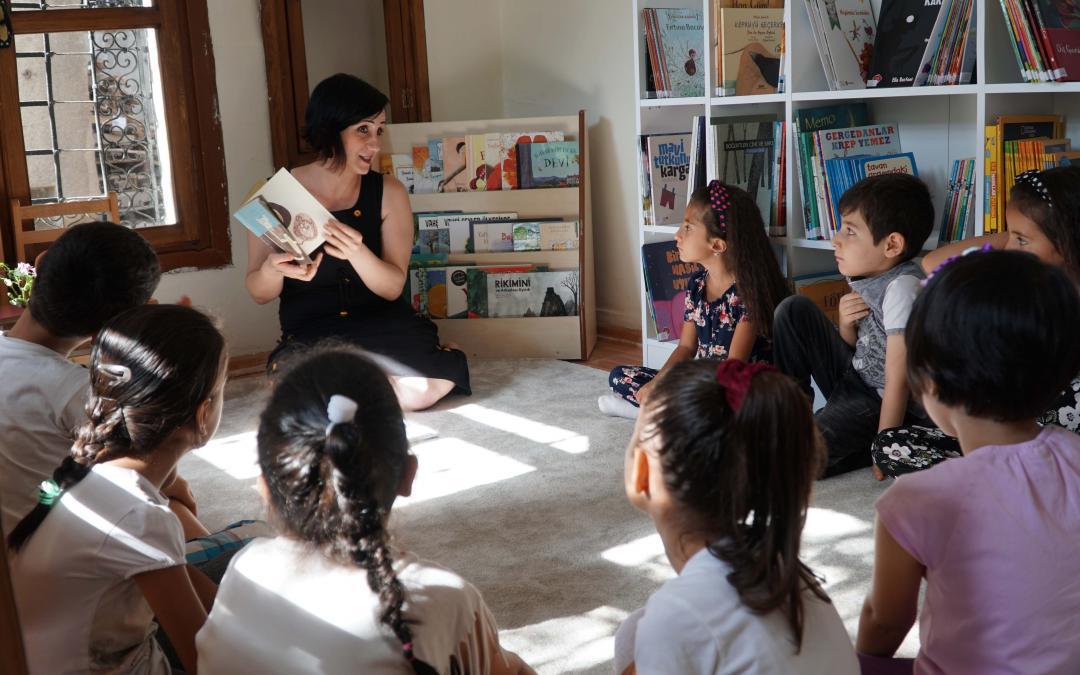 Diyarbakır'daki yeni merkezimizde eğitime başladık!