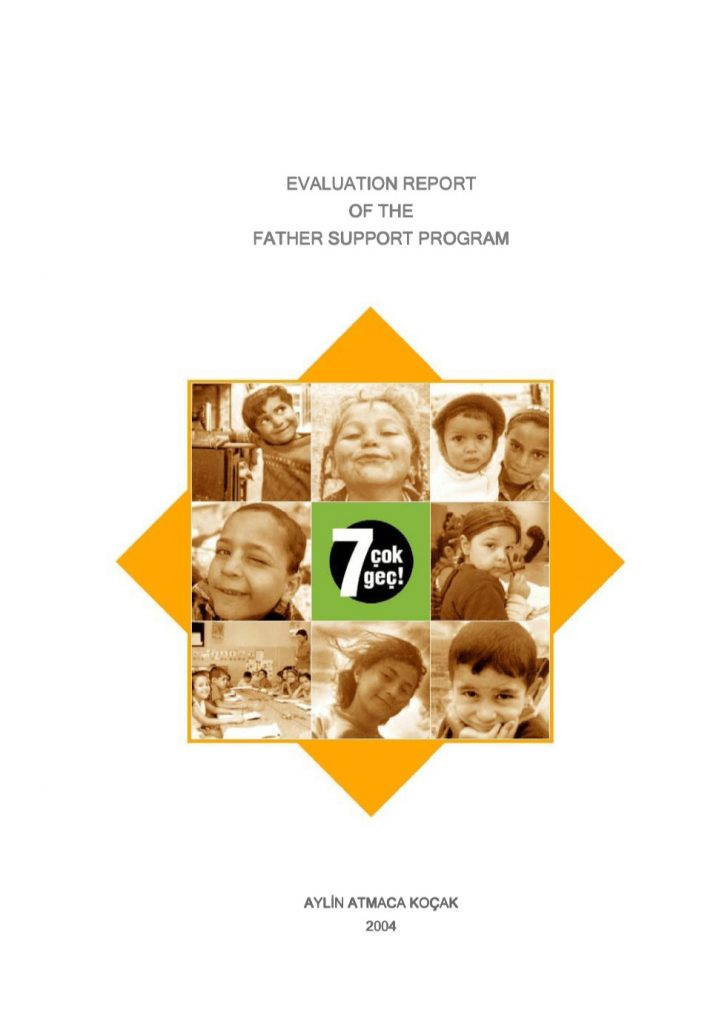 Evaluation Report of the Father Support Program