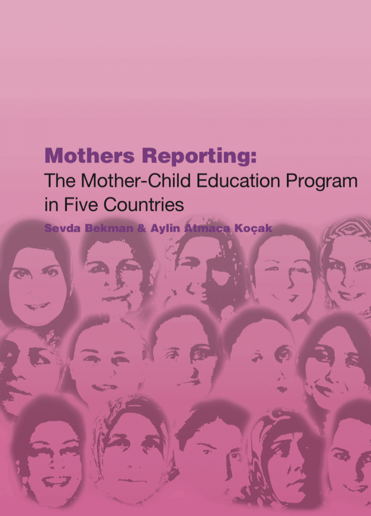 Mothers Reporting: The Mother – Child Education Program in Five Countries