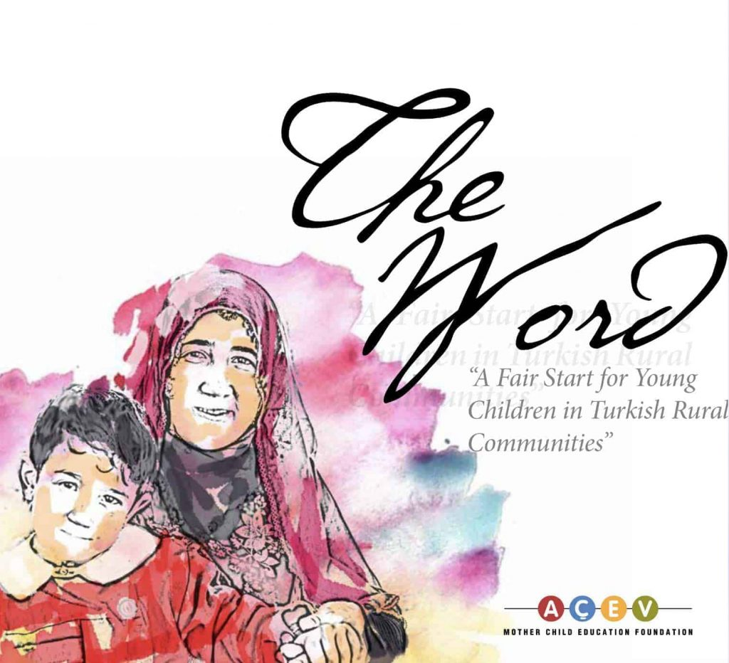 The Word – A Fair Start For Young Children in Turkish Rural Communities