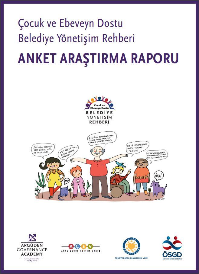 Çocuk ve Ebeveyn Dostu Belediye Yönetişim Rehberi